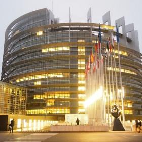 Návštěva Evropského parlamentu